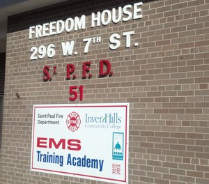 The new Freedom House station in St. Paul, Minn. is continuing the inspiring efforts of the original Freedom House to create EMS employment opportunities for low-income youth.