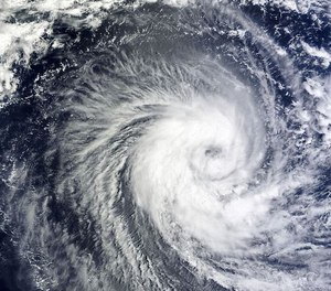 If you live in an area where hurricanes are a threat, you should have a plan in place even when the radar is clear. (Photo/Getty Images)