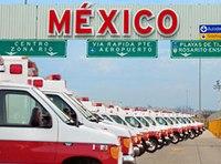 Trump announces plan to use ambulances for mass deportation program