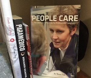 Inspirational and educational books can impact your EMS career and help you grow as a professional (Picture/Greg Friese)
