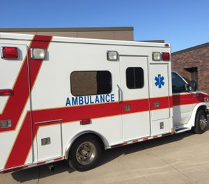 EMS response times are a clinical issue and a customer care issue. (Photo/Greg Friese)