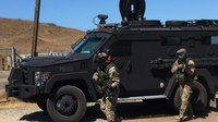 The specialties of a modern SWAT team