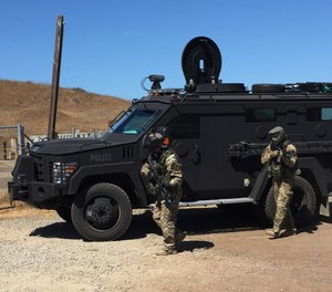 Mastering armored vehicle response is just one of the specialty skills possessed by modern SWAT teams.(Photo/PoliceOne)