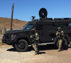 Mastering armored vehicle response is just one of the specialty skills possessed by modern SWAT teams.