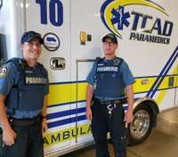 Mo. TCAD Paramedics purchase ballistic body armor
