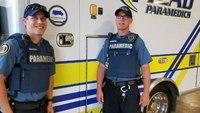 Mo. TCAD Paramedics purchase ballistic body armor