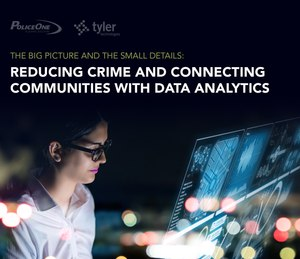 Download this free guide to learn how to reduce crime and connect communities with data analytics. (image/Getty Images)
