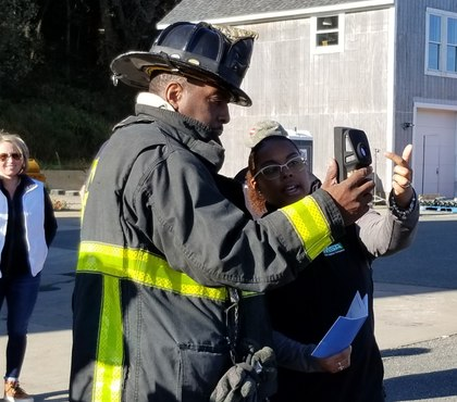 How MSA Safety's Connected Firefighter platform helps keep firefighters accountable, connected