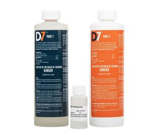 Disinfect common areas and high-contact surfaces in your facility with a formula like the one from Decon7 Systems, which comes in bulk liquid, as well as a ready-to-use unit.
