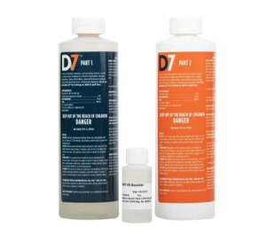 Washing your hands simply isn't enough when it comes to COVID-19. Clean high-contact surfaces in your cruiser and your station with a disinfectant formula like the one from Decon7 Systems, which comes in bulk liquid, as well as a ready-to-use unit. (image/Decon7 Systems)