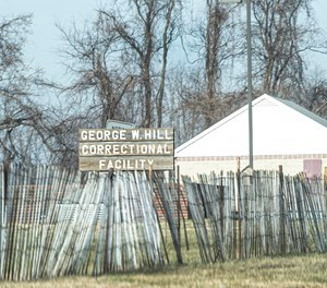 George W. Hill Correctional Facility remains the only privately run county prison in Pennsylvania.
