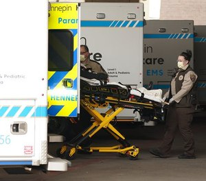 Hennepin EMS in Minnesota plans to change its uniform colors to distinguish paramedics from law enforcement due to civil unrest after the killing of George Floyd.