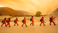 California inmate firefighters' sentences extended in release-date confusion