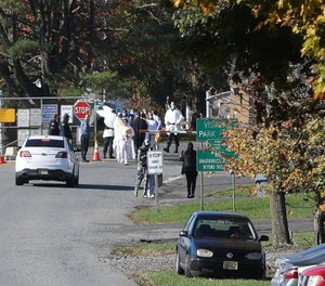 Some inmates at Edna Mahan Correctional Facility are being released early because of the threat of COVID-19 behind bars.