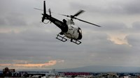 Feds charge man after drone collides with LAPD helicopter