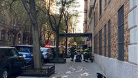 5 FDNY FFs among 12 injured in apartment blaze