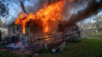 4 Fla. firefighters burned during search operations at house fire