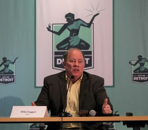 Detroit Mayor Mike Duggan says the city will need to vaccinate 5,000 people per day for COVID-19, which will be more challenging than current testing efforts. First responders and hospital workers will be the first in the city to receive the vaccine.