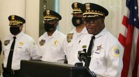 Chicago police superintendent in rare disagreement with oversight agency on 2 discipline cases