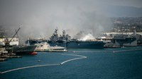 USS Bonhomme Richard, ravaged by fire in July, to be decommissioned, scrapped