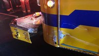 Pa. apparatus struck while blocking crash scene