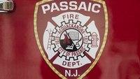 NJ firefighter taken to hospital after 4-alarm blaze