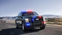 Ford's pursuit-rated pickup comes out on top in Michigan State Police test