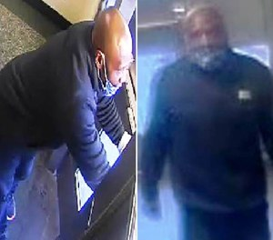 Images of a suspected shoplifter in the Bronx was released by police.