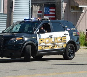 One of the goals of a federally-funded project aimed at fighting crime on the city's east side is to improve relationships between citizens and Erie Bureau of Police officers.