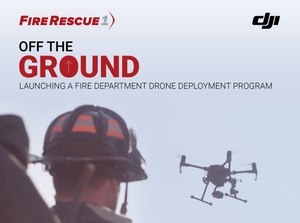 Download this free eBook on starting a drone program. (image/DJI)