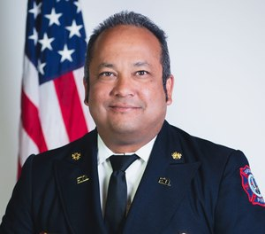 Carlsbad Fire Chief Richard Lopez welcomed City Council approval of a $1 million grant from the State of New Mexico for a new rescue vehicle.