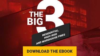 """Training and tactics for the """"big 3"""": Residential, high-rise and warehouse fires (eBook)"""