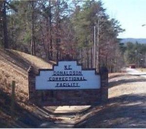 William E. Donaldson Correctional Facility.