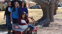 LEO helps recover stolen adaptive tricycle for girl with special needs
