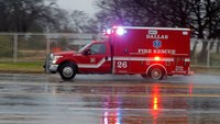 Man arrested for allegedly stealing Dallas ambulance from hospital
