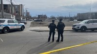 Chicago officer shot, wounded in police station parking lot