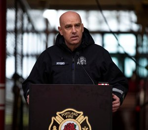 Past Portland Fire Chief and current Emergency Management Director Mike Myers has been selected to oversee systemic changes in the city's four public safety bureaus.