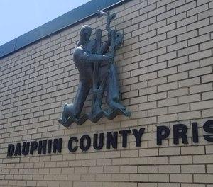 Dauphin County Prison. (Photo/Sean Sauro via Tribune News Service)