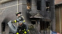 Chicago FF injured in fatal apartment blaze