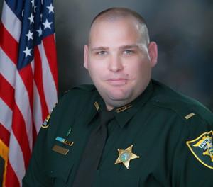 Putnam CountyCorrections Officer Mark Elam.