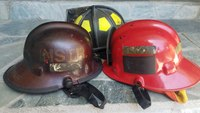 Scorched helmets and dirty gear: It's time to end this type of firefighter bravado
