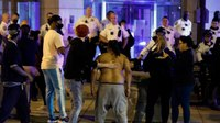Crowd protesting fatal Ohio OIS tries to breach police HQ