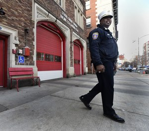 Chief Freeman's last day with the Hartford Fire Department is May 14.