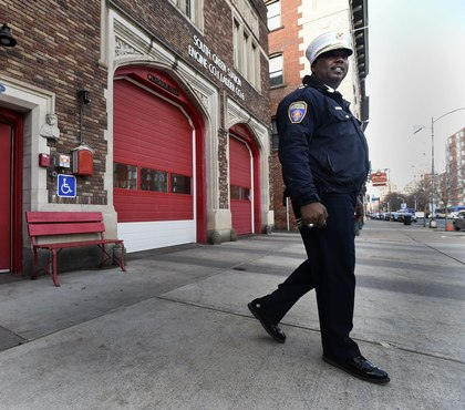 Chief Reginald Freeman tapped to lead Oakland Fire Department