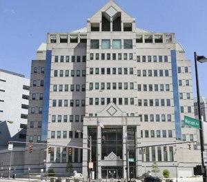 Columbus Division of Police Headquarters.