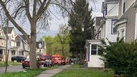 3 NY firefighters injured fighting house fire