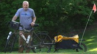 Retired cop to bike 4,200 miles for police suicide awareness