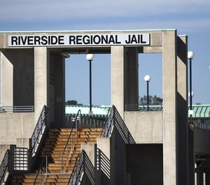 Riverside Regional Jail in Prince George, Virginia, was one of two regional jails targeted for closure by the Jail Review Committee.