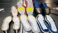 Customs: Woman hid $40K of cocaine in shoes at Atlanta airport