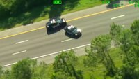 Fla. man steals two police cruisers during pursuit